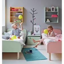 lit chambre enfant lit enfant poudré flexa play pour chambre enfant les