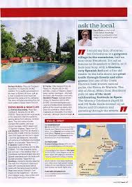 travel articles images Sunday times travel magazine article jpg