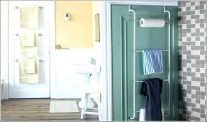 kitchen cabinet towel rail cabinet door towel rack over cabinet door towel rail