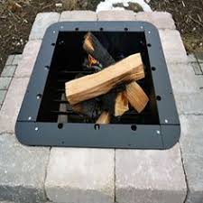 Fire Pit Inserts by Diy Fire Table Insert To Transform Fire Table Into Coffee Table