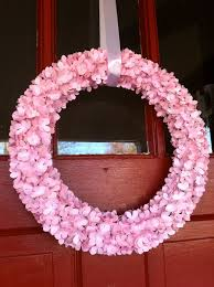 Martha Stewart Craft Paper - copy craft hydrangea wreath