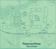 Miami Beach Hotels Map by The Polynesian Resort Hotel U2013 History Of Walt Disney World U0027s