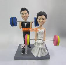cake toppers bobblehead banana pudding cake kitchme cake ideas