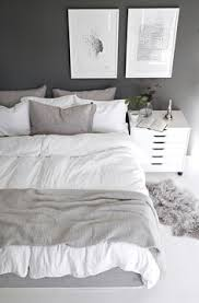 Bedrooms In Grey And White Best 25 White Gray Bedroom Ideas On Pinterest Bedding Master