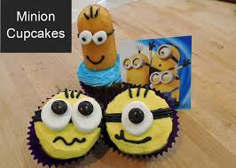 minion cupcakes easy to make minion cupcakes two simple ideas