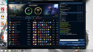 just had a jungle 1v9 carry my team league of legends message
