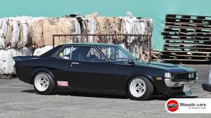toyota celica coupe back encounter a 1977 toyota celica coupe ra23