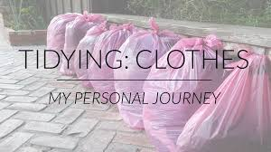 marie kondo tips my experience tidying with konmari clothes marie kondo u0026 the