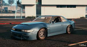 nissan 240sx 240sx s13 for gta 5