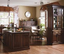 shaker style kitchen cabinets kemper cabinetry