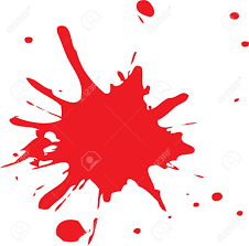 Red Paint by Red Paint Splash Clipart