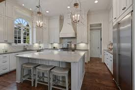 white kitchen with island large white kitchen kitchen and decor