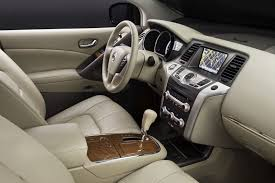 nissan murano interior 2018 2011 nissan murano gets updates autotribute