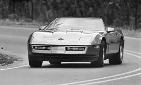 1986 corvette review 1986 chevrolet corvette convertible road test review car and