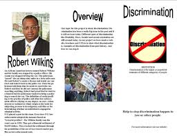 rally against discrimination home
