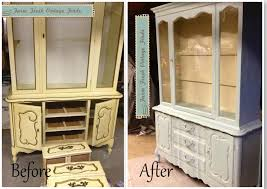 15 before and after painted furniture ideas farm fresh vintage