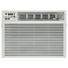ge 24 000 btu 230 volt electronic heat cool room window air