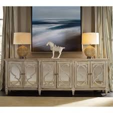 light wood console table seldens home furnishings hooker furniture solana 6 door console