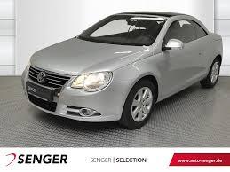 Senger Bad Oldesloe Volkswagen Eos 2 0 Tdi Dpf Klima Leder Sitzhzg Auto Senger