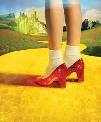 the yellow brick road spiral clipart