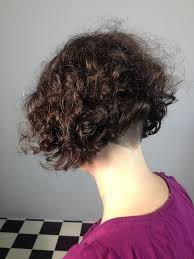 high nape permed haircut 100 best buzzed napes images on pinterest hair styles short