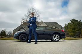 nissan altima coupe montreal ontario man makes hilarious viral commercial for used nissan but