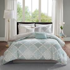aqua ruffle comforter the 25 best aqua comforter ideas on pinterest aqua bedding