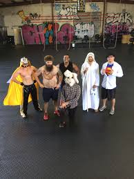 upcoming events halloween wod big easy crossfit