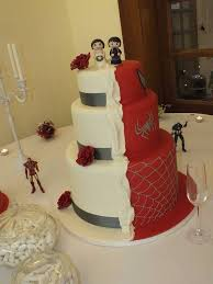 spiderman wedding cake idea in 2017 bella wedding