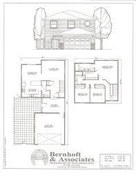 designing a house plan bernhoft associates