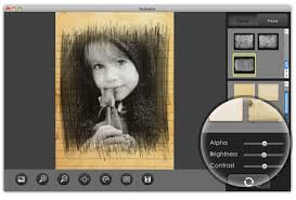 picsketch best sketch software for mac picture to sketch app