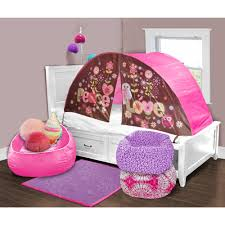 Bunk Bed Tents Lavender Butterfly Play Bed Tent Walmart
