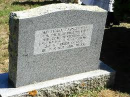 gravestone sayings 29 unforgettable epitaphs mental floss