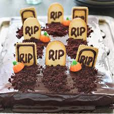 halloween cake decorating ideas graveyard home decorating ideas