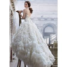 lazaro wedding dress lazaro wedding dresses 2012 polyvore
