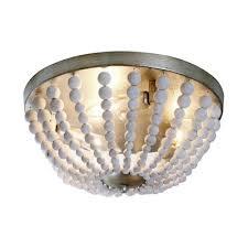 wood flush mount ceiling light dainolite lighting lau 143fh pg laura 3 light wooden flush mount