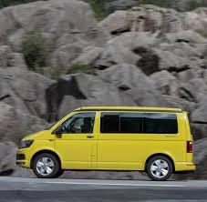 volkswagen california t6 california der neue vw bus t6 camper im test welt