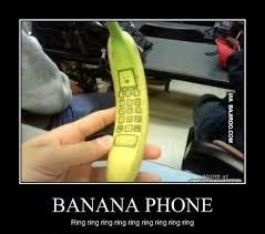 Funny Phone Memes - funny banana phone bajiroo com