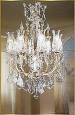 Maria Theresa Chandelier Maria Theresa Chandelier At Factory Direct Prices Gallery 1