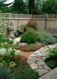 Backyard Landscape Ideas On A Budget 175 Best Corner Lot Landscaping Ideas Images On Pinterest Garden