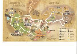 World Deserts Map by The Living Desert Zoomaps Co Uk
