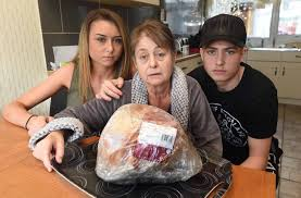 siege social aldi aldi sorry after says dinner by rotten turkey