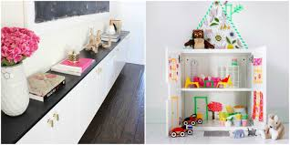 White Ikea Kitchen Cabinets Ikea Cabinet Hacks New Uses For Ikea Cabinets