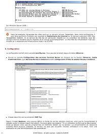 service bureau distance mise en œuvre des services bureau à distance pdf