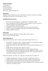 Resume Template Australia Reception Resume Samples Cover Letter How To Write Correct