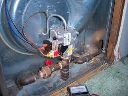 pilot light is lit but furnace won t kick on pilot lights but not burners hvac diy chatroom home improvement