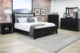 Black Bedroom Furniture Sets King Memphis King Bed Mor Furniture For Less