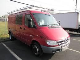 Cargo Van Shelves by Sell Used Dodge Sprinter 3500 Low Miles Cargo Van Shelves Dual