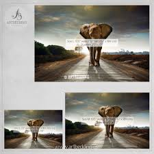 wall murals peel and stick vinyl self adhesive artbedding african elephant wall mural elephant self adhesive peel stick photo mural wild africa