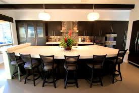Built In Kitchen Islands With Seating Bathroom Delectable Kitchen Island Seating And Chairs Remodels